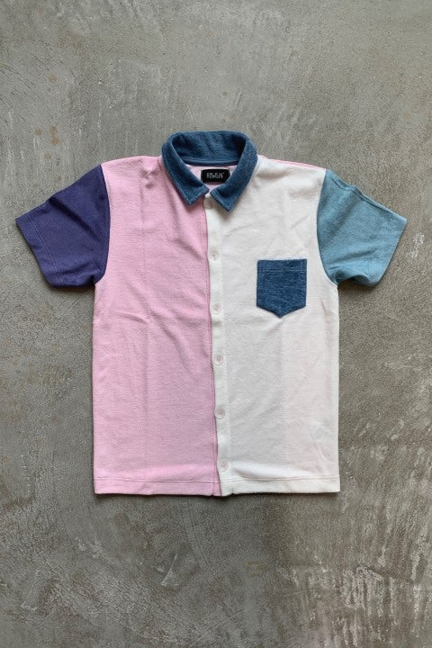 Howlin' Crystal Clear Shirt Light Pink