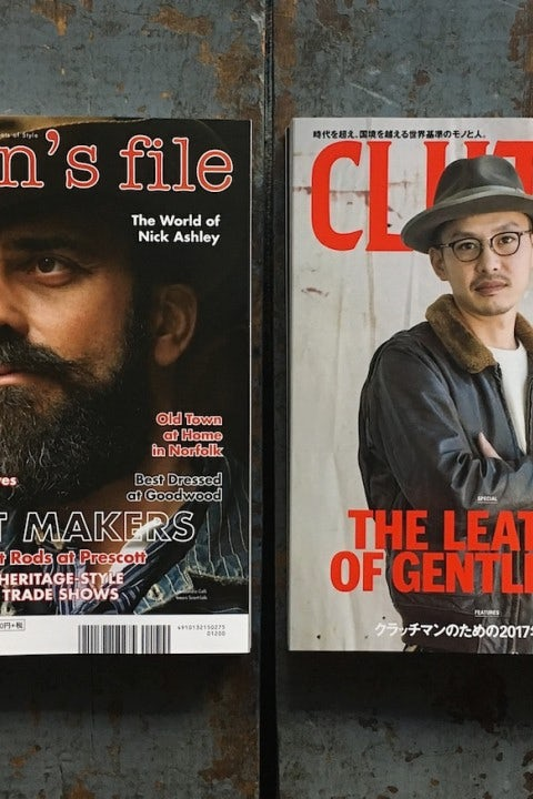 Men's File/Clutch Issue 15 MEN'S FILE AND CLUTCH DOUBLE ISSUE