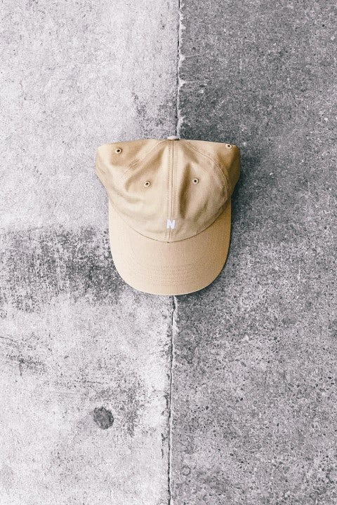 Norse Projects Twill Sports Cap Utility Khaki