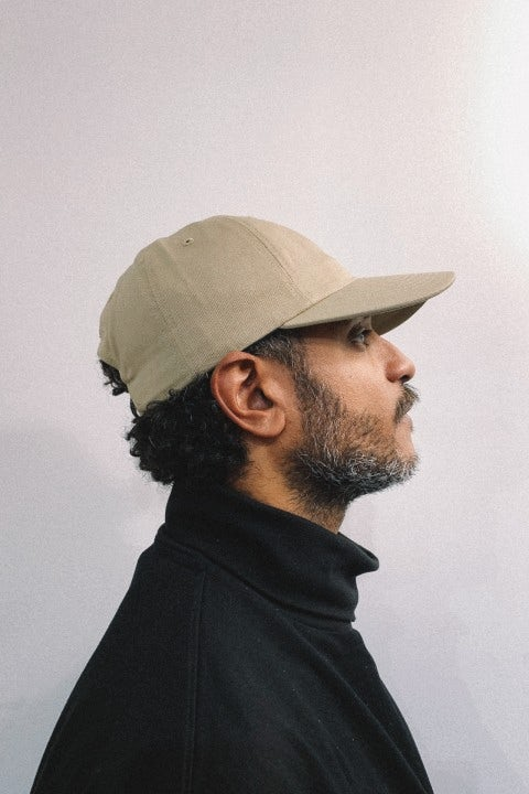 Norse Projects Hat Twill Sports Cap Utility Khaki