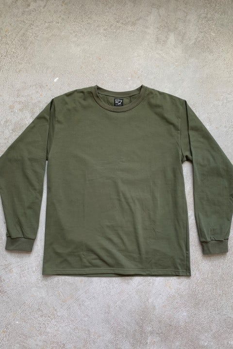 Orslow Longsleeve T-Shirt Army