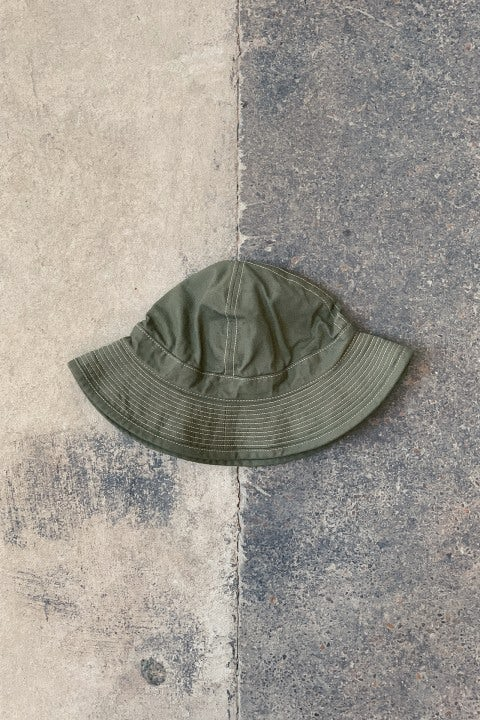 Orslow US Navy Hat 16 Green