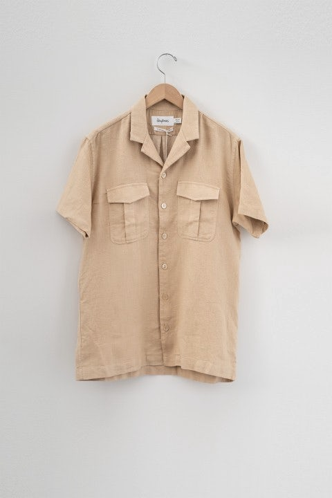 Schnayderman's Notch Structured SS Beige